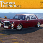 ⭐ Towler's Tuning Idee 3 ⭐ Mercedes-Benz 300 SEL