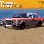 ⭐ Towler's Tuning Idee 13 ⭐ Mercedes-Benz 300 SEL