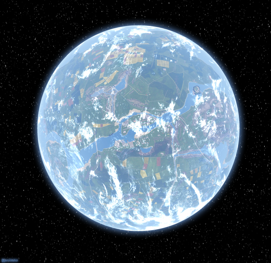 Planet Havenborn
