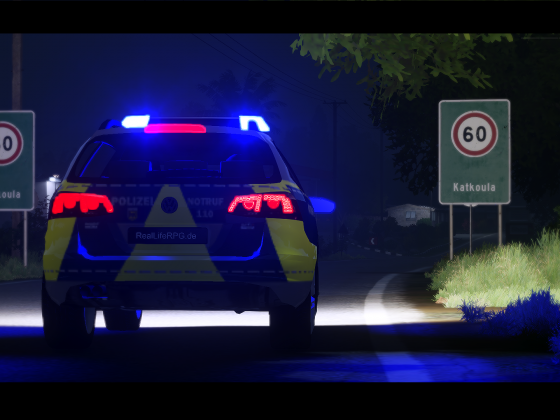 VW Passat - Autobahnpolizei [RLRPG 6.0 Skin-Preview]