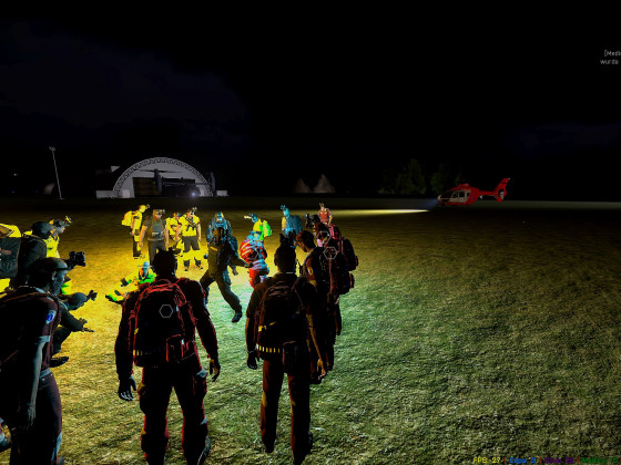 Party am Airfield 2