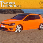⭐ Towler's Tuning Idee 9 ⭐ VW Golf 7