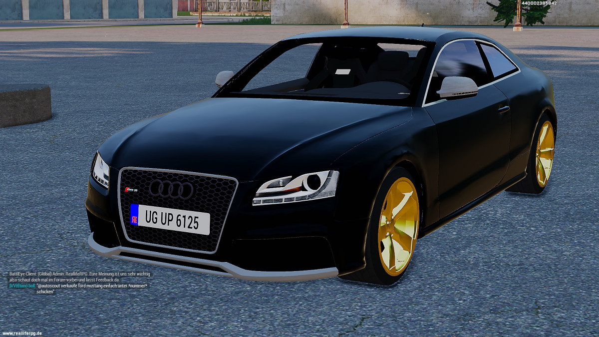 RS 5 POWER!!!
