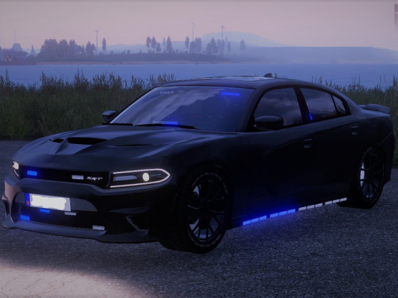 Dodge Charger Hellcat Undercover