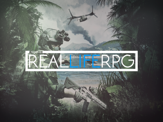 RealLifeRPG Server Wallpaper/Banner