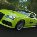 RAC RS7 Front
